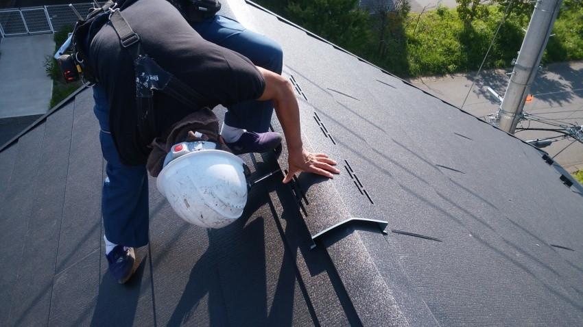 さいたま市北区 屋根カバー工法リフォーム