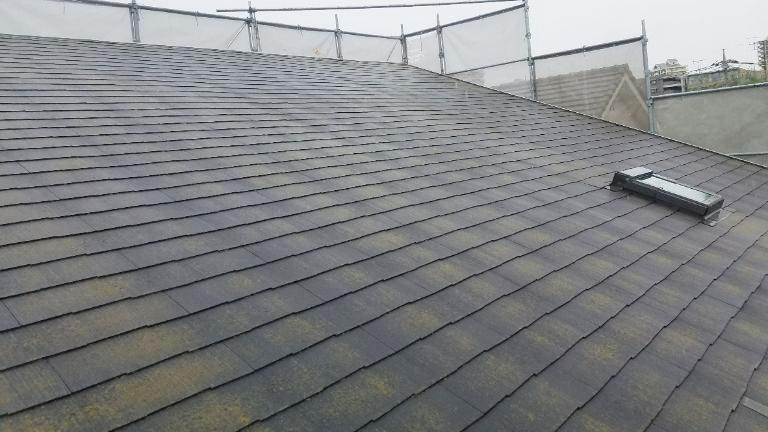 横浜市旭区で屋根のリフォームをおこないました