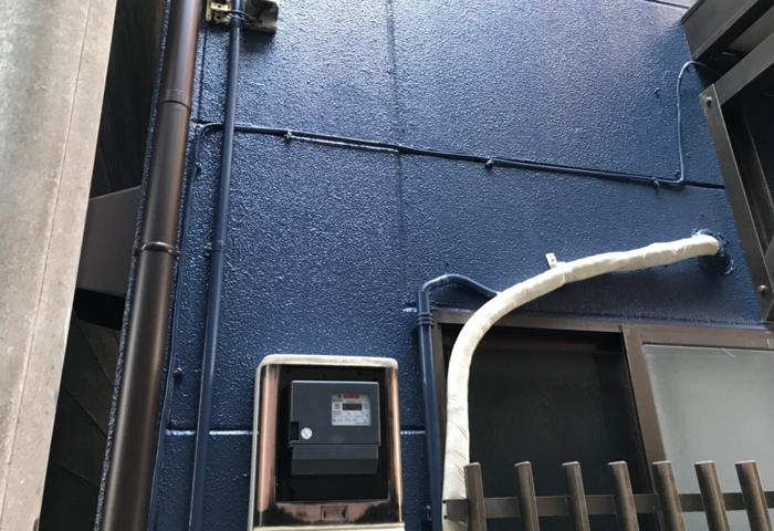 外壁塗装&屋根のリフォーム完成