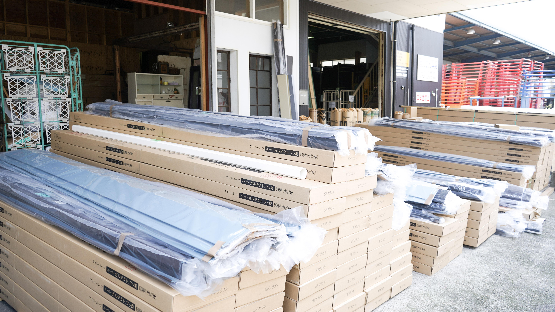 板金工事の施工業務及び業務支援