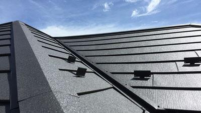 戸建て住宅の屋根